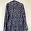 Thumbnail: Vintage Hemd blau/rot/weiss