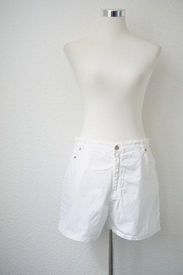 """""""Beinfreiheit"""" - weiße Shorts"""
