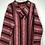 Thumbnail: Tradtionelle Jacke aus Mexiko. Rot/weiss/schwarz