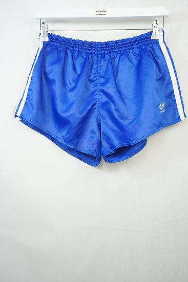 """""""Heisses Höschen!"""" - Blaue Adidas Shorts"""