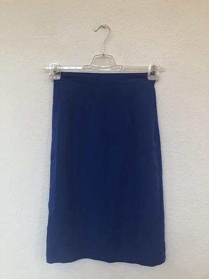 Blauer Creperock