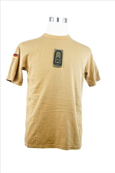 Braun Military T-Shirt