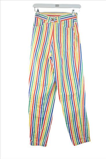 """Over the rainbow!""- Regenbogenhose"