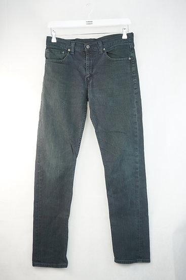 Levis Strauss & Co Schwarze Jeans