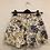 Thumbnail: Damen Shorts mit Blumen, denim