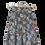 Thumbnail: Rock mit Lilien auf blauem Hintergrund