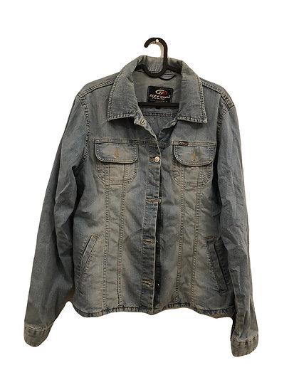 Jeans Jacke von Strom
