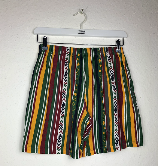 Bunte Shorts Afrikan Style