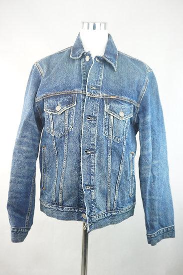 Dad Blue Jeans Jacke
