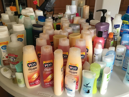 The Great Toiletry Drive!