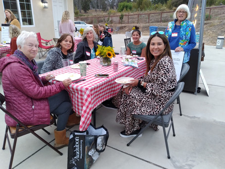 In living color!  Read all about what's up in South SLO County Womenade