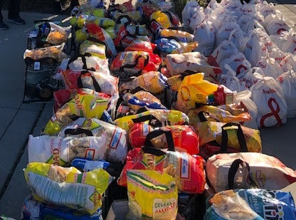 It's not the Great Pumpkin but the Great Thanksgiving Basket Giveaway!