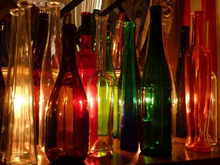 Bob's Blog #2 - Mostly About Wine Bottles