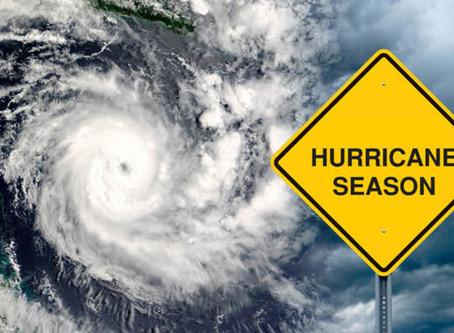 Hurricane Season... Be Prepared!