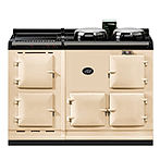2 Oven AGA & Ceramic Hob Module Cleaning