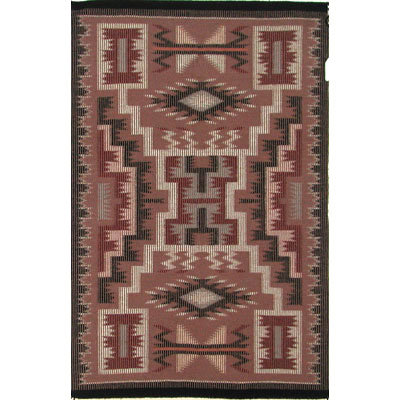 NAVAJO, NEW LANDS RUG, SALLIE YAZZIE