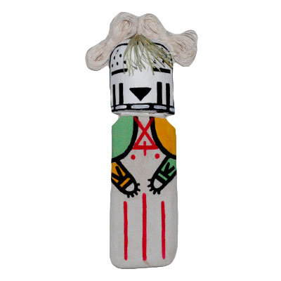 SNOW KACHINA, MIKE MAHKEWA