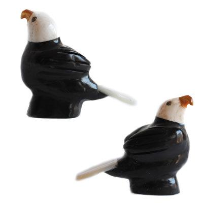 EAGLE FETISH, HAYES LEEKYA