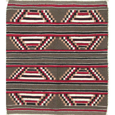 NAVAJO, CHIEF RUG, UNKNOWN WEAVER