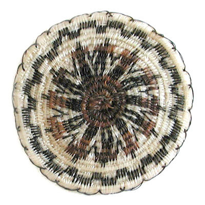 HORSEHAIR BASKET, RUBY THOMAS