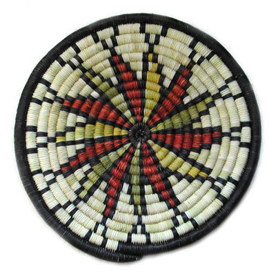 FULL COIL BASKET, UNKNOWN WEAVER