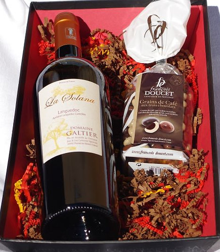 Coffret La Solana et Chocolat
