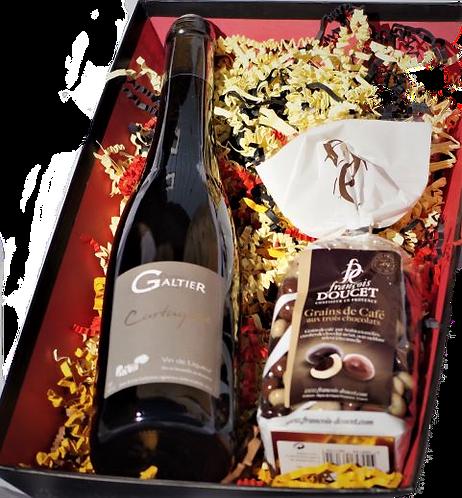 Coffret Cartagène et Chocolat Doucet