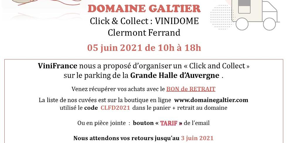 Click & Collect à Clermont Ferrand