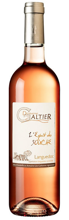 L'Esprit des Souche Rosé A.O.C. Languedoc 2019
