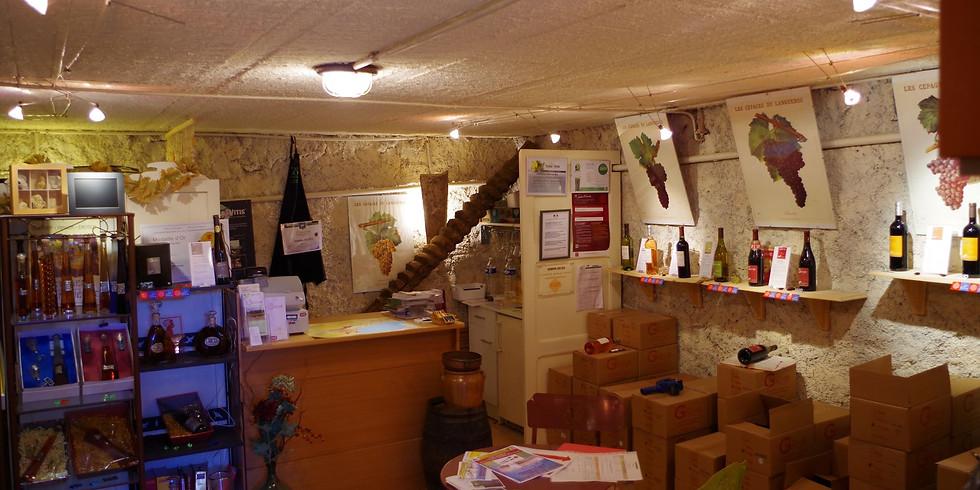 Le Caveau a été réaménagé pour mieux vous accueillir  (1)