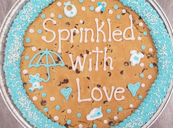 3lb Cookie Cake