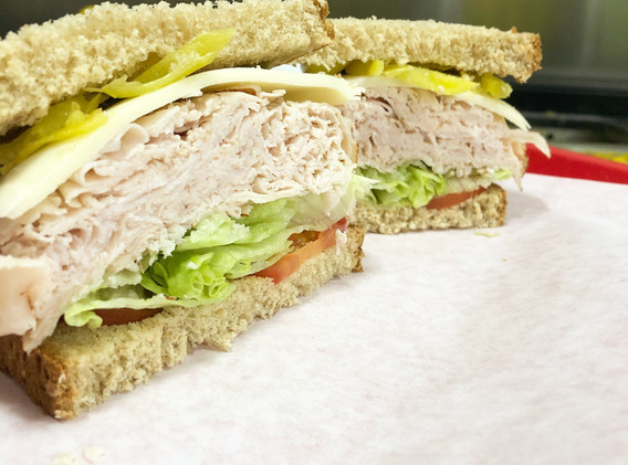Whole Sandwich
