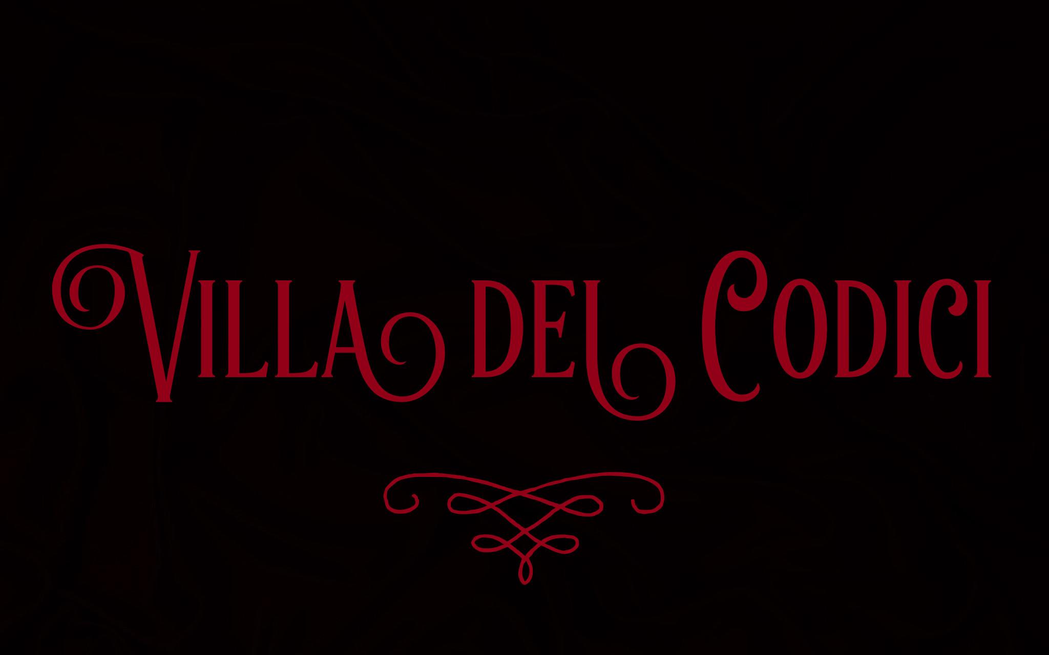 Villa dei Codici