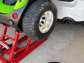 All-Terrain Tires for Ogo Evolution I