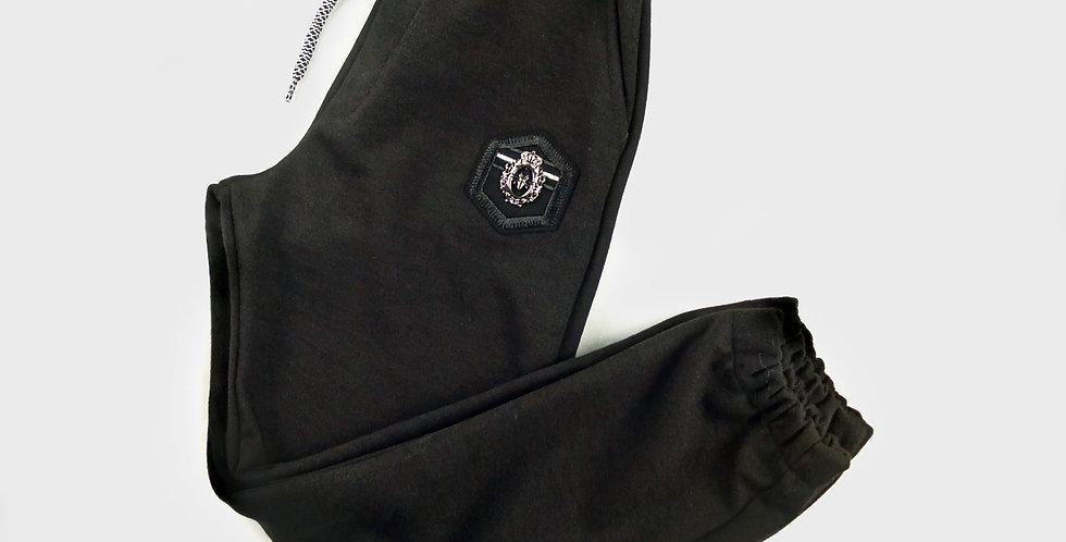 Black Sweatpants | Boys