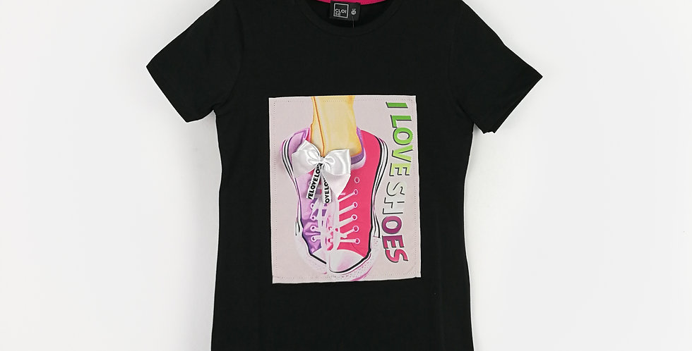 I Love Shoes T-Shirts | Girls