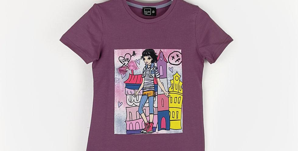 Cartoons T-Shirts | Girls
