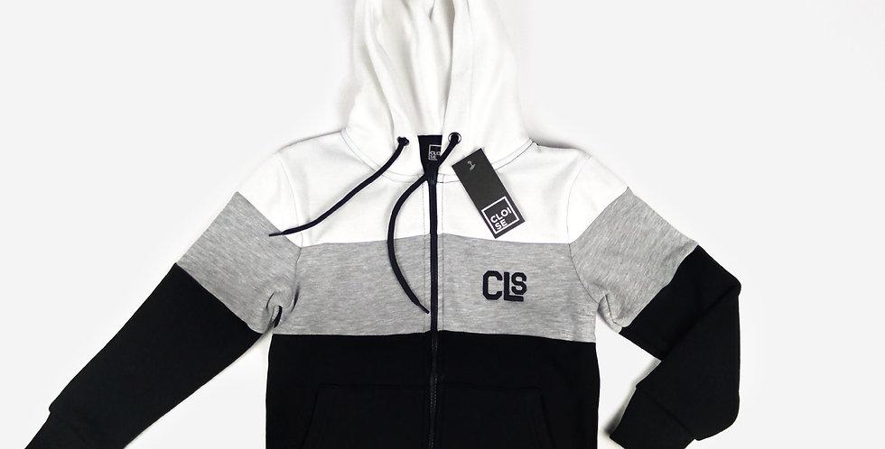 CLS White Hoodie | Boys