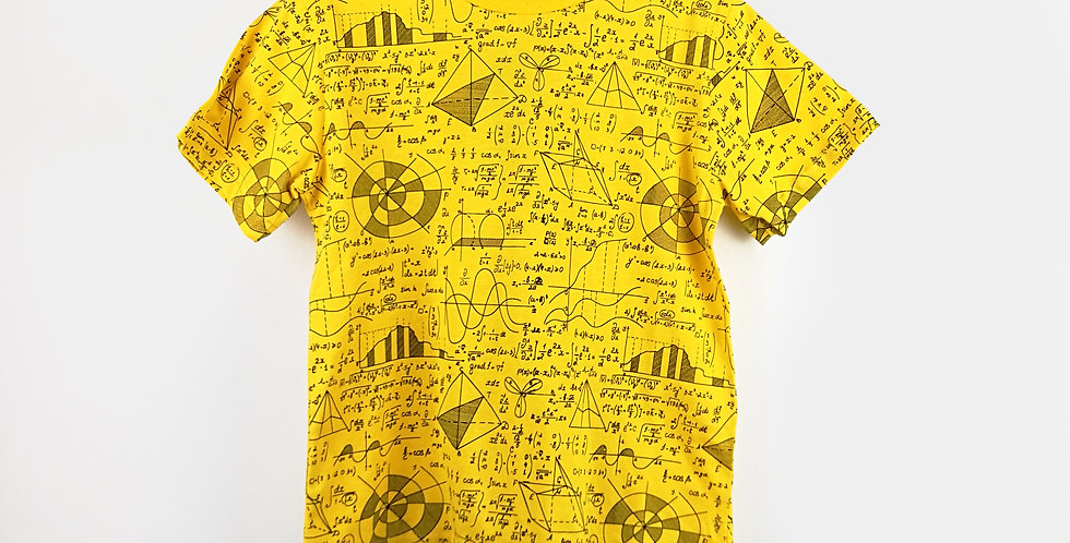 Geometry Printed T-Shirts | Boys