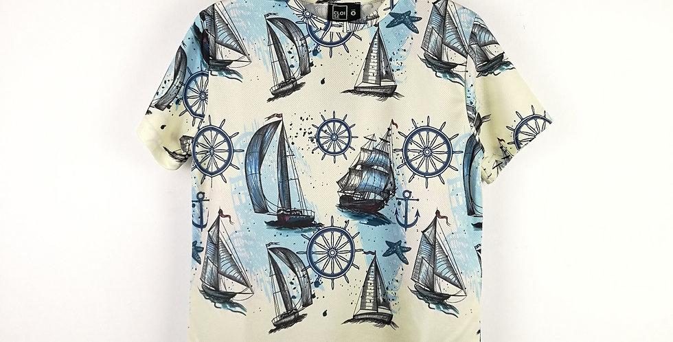 Sailor Printed T-Shirts | Boys