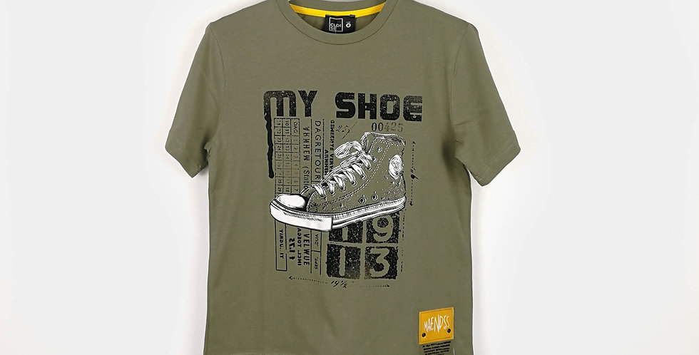 My Shoes T-Shirts | Boys