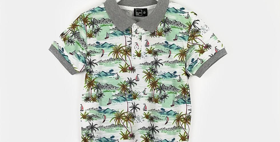 Palms Island Polo Shirts | Boys