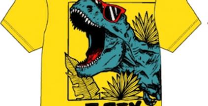 T-Rex Print Tee