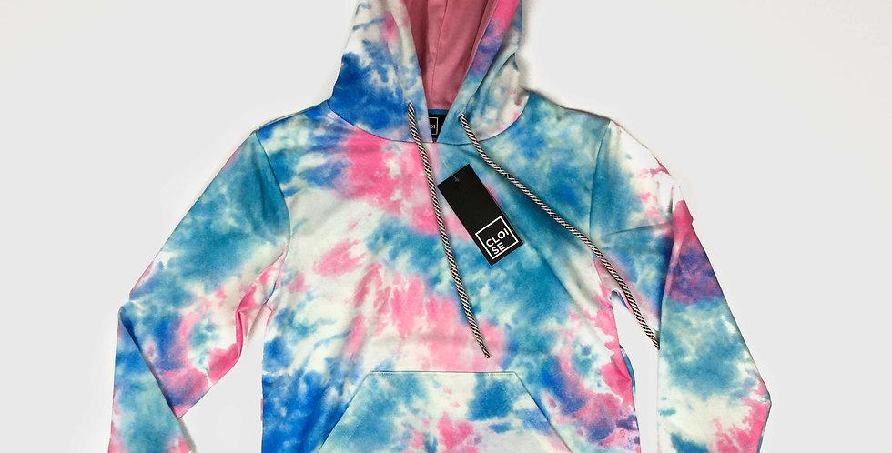Tie Dye Hoodie | Girls