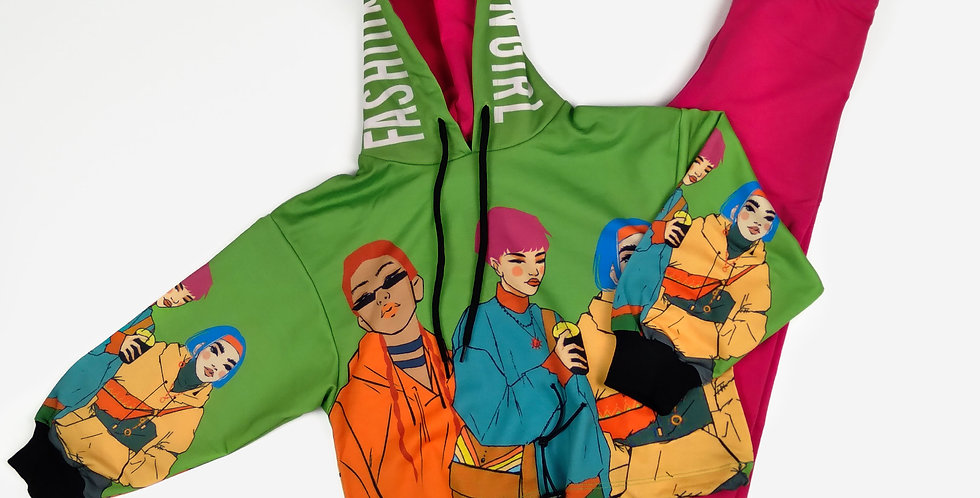 Hooded Tracksuits   Girls