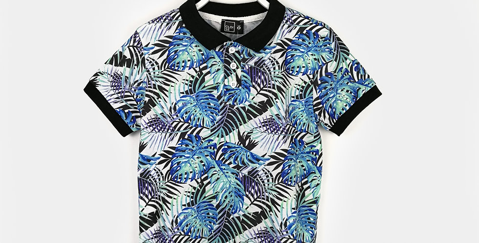 Feather Polo Shirts | Boys