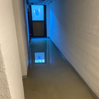 Översvämning/Vattenläcka Bellevuevägen 2