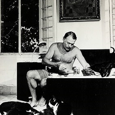 Hemingway and cats