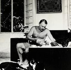 Hemingway and cats
