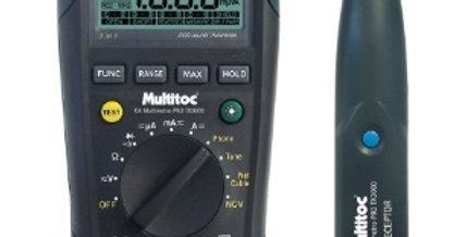 Testador RJ 45/RJ 11/BNC Localizador - Multitoc